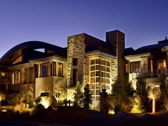 Canyon fairways luxury homes for sale in las vegas for Mansions for sale las vegas